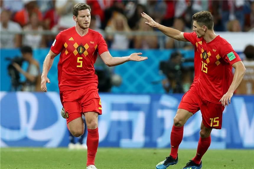 Belgien Gegen Japan