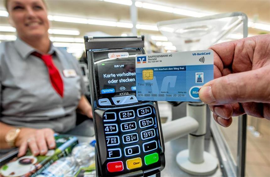 Mit Ec Karte Bezahlen