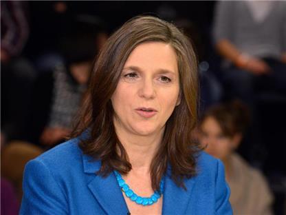 Grünen-Fraktionschefin für drittes Griechenland-Hilfspaket