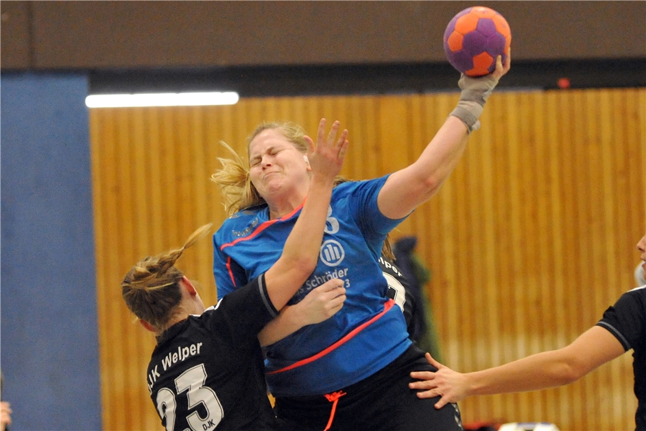 Dem TuS Ickern stehen gegen Dorsten vier Spielerinnen nicht zur Verfügung - Ruhr Nachrichten