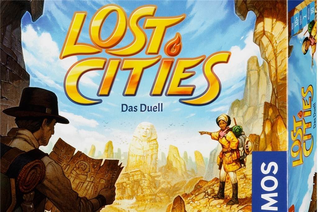 Lost Cities, Kosmos