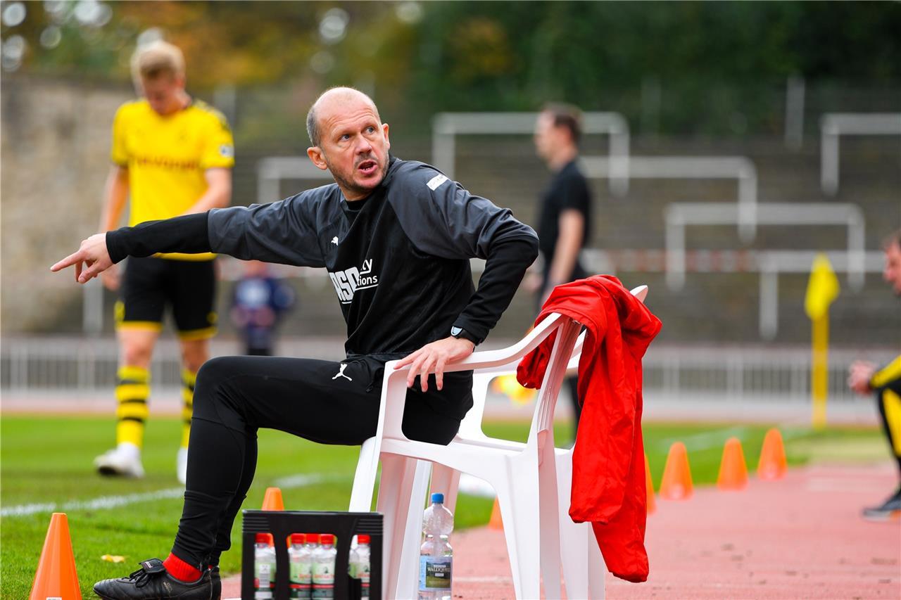 """""""Habe mich einfach nicht wohl gefühlt: Ex-Coach Marc"""