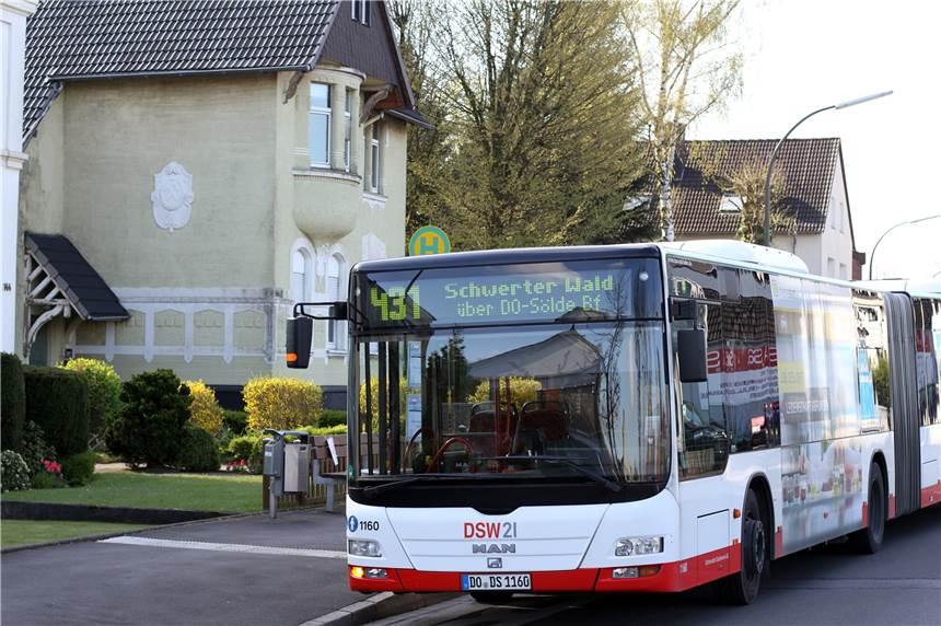 wann fahren die busse