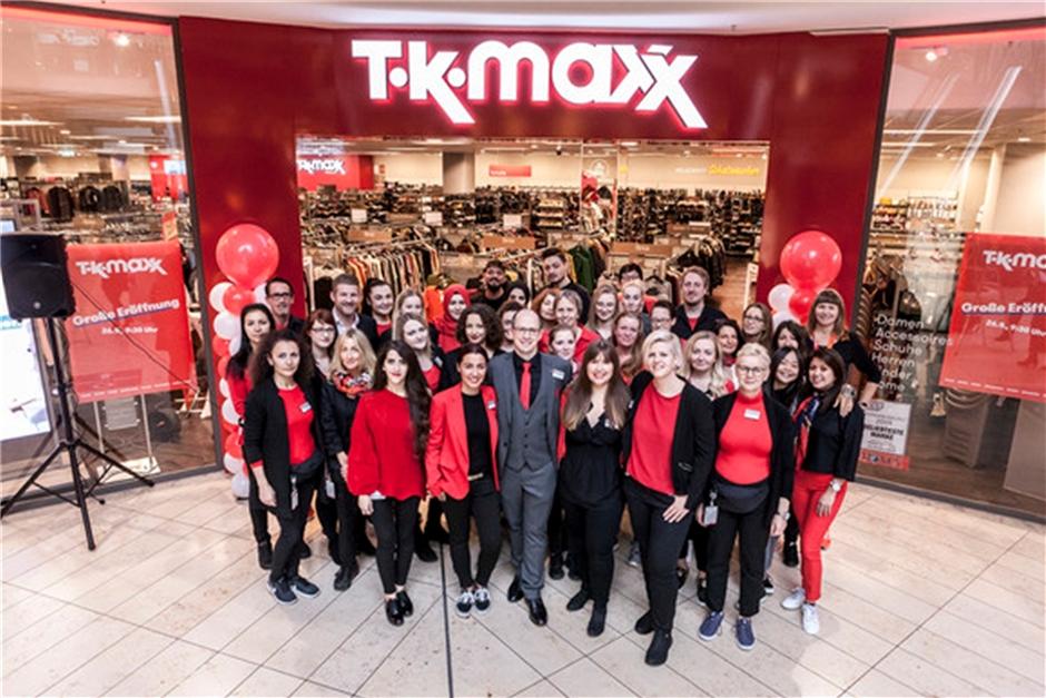 Tk Maxx Eröffnung