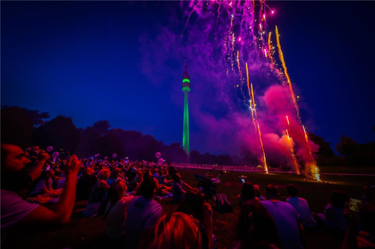 Was Sie Dienstag in Dortmund wissen müssen: NightWash im Hbf