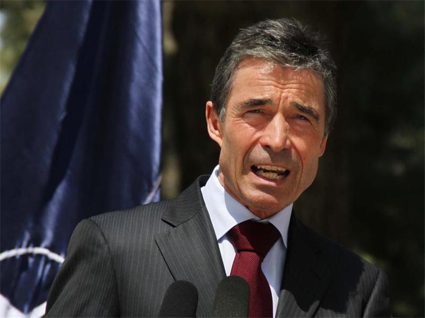 Rasmussen Nato