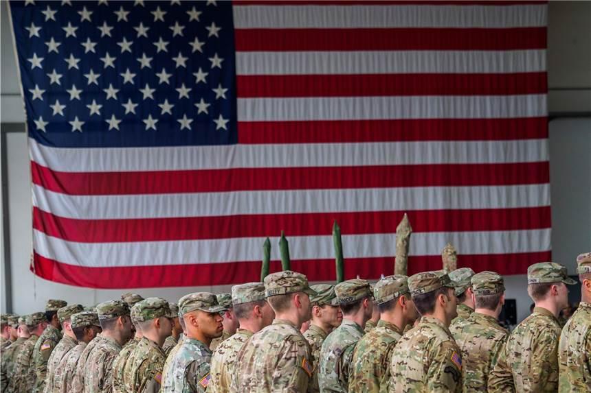 Kontakt Zu Us Soldaten