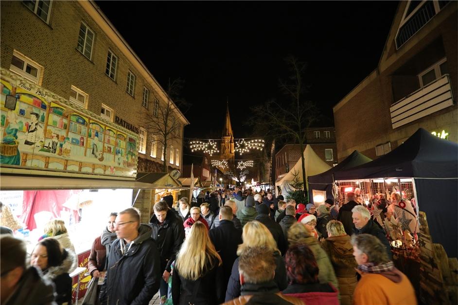 Weihnachtsmärkte in Selm, Olfen und Nordkirchen - Das sind die Termine für 2019 - Ruhr Nachrichten