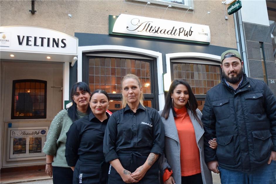 Bekannte Gaststätte in der Altstadt von Dorsten eröffnet wieder unter neuer Leitung - Ruhr Nachrichten