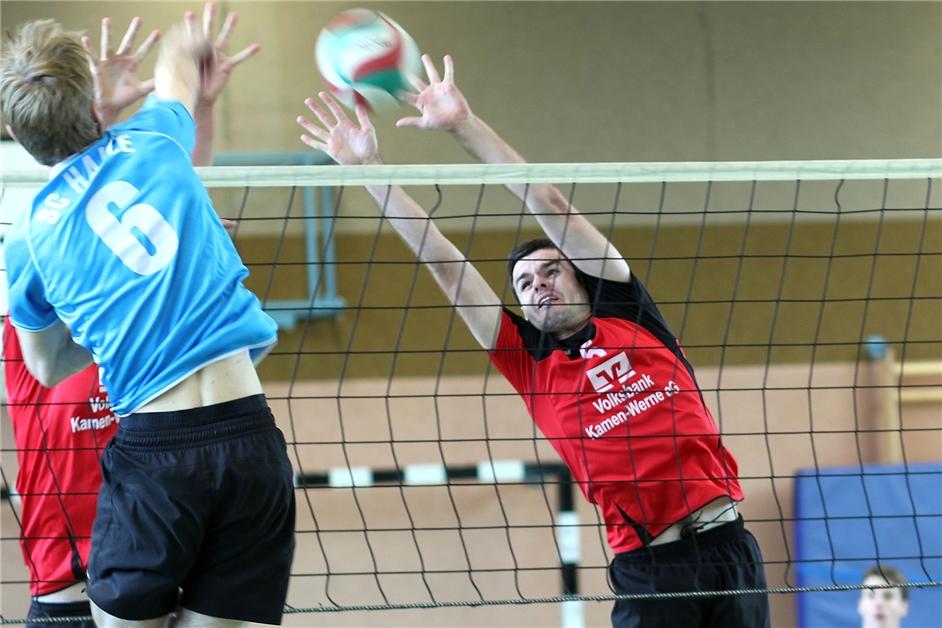 Philipp Zurwieden vom Werner SC: ein echtes Urgestein im Werner Volleyball - Ruhr Nachrichten