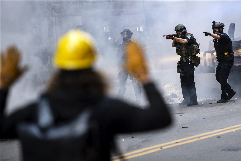 Unruhen In Usa