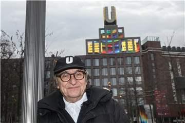 Video: Dortmunder U leuchtet wieder ? Was haben Sie gemacht, Herr Winkelmann?