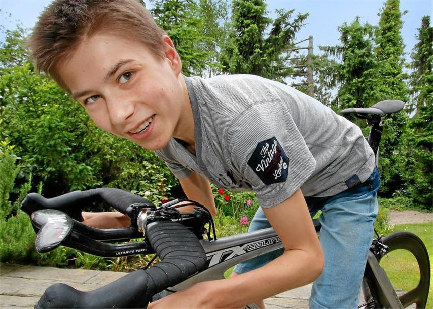 Mit 14 Jahren Malte Fischer Besteht Abi Mit 10