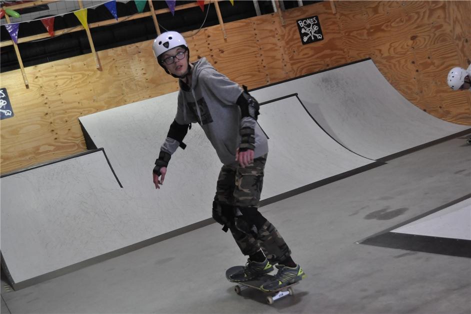 Inklusion auf dem Skateboard: Das ist die Skateboard-AG der Maxi-Schule - Ruhr Nachrichten