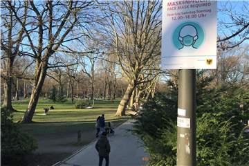 Maskenpflicht in den Parks: Hielten die Dortmunder sich am Sonntag daran?