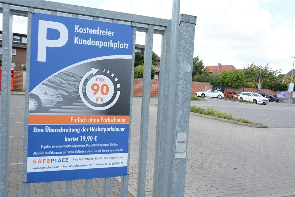 Dauerparker in Olfen sollen zahlen - aber müssen sie das auf dem Aldi-Parkplatz überhaupt? - Ruhr Nachrichten