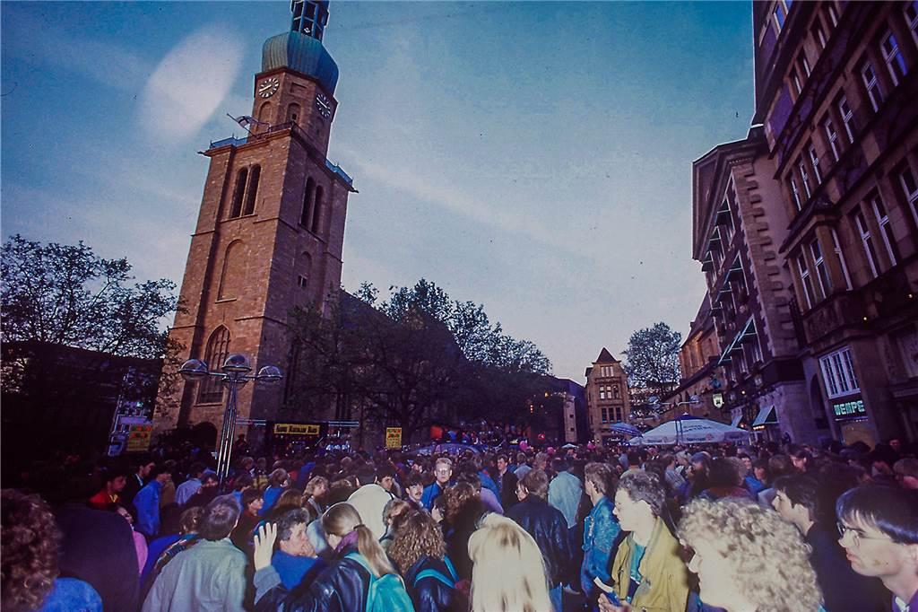Eröffnungsgottesdienst Kirchentag