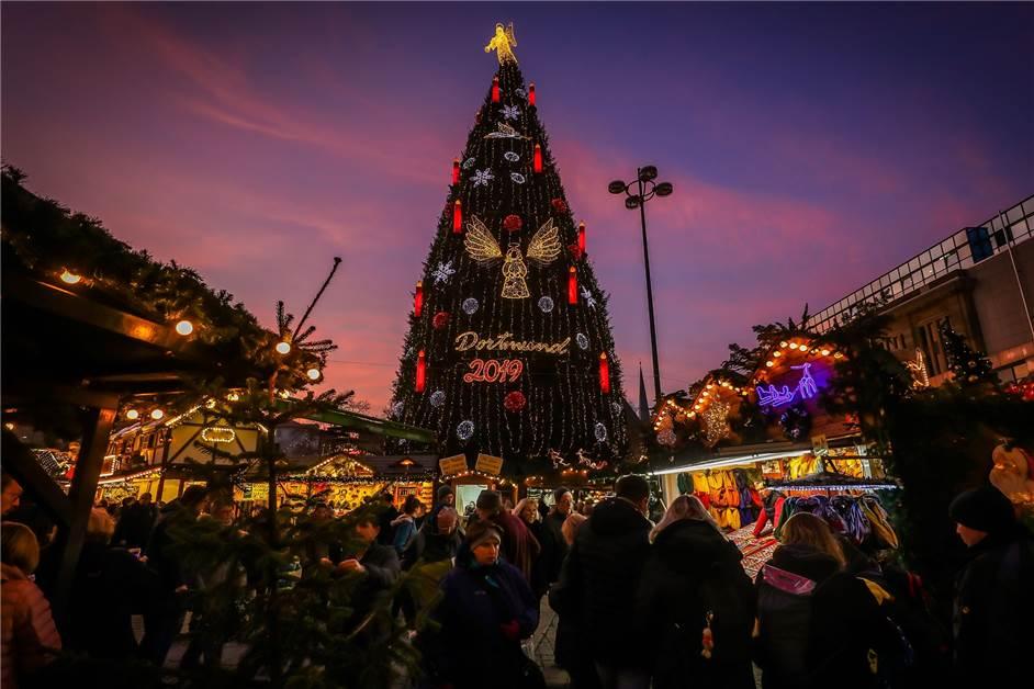 Nordkirchen Weihnachtsmarkt