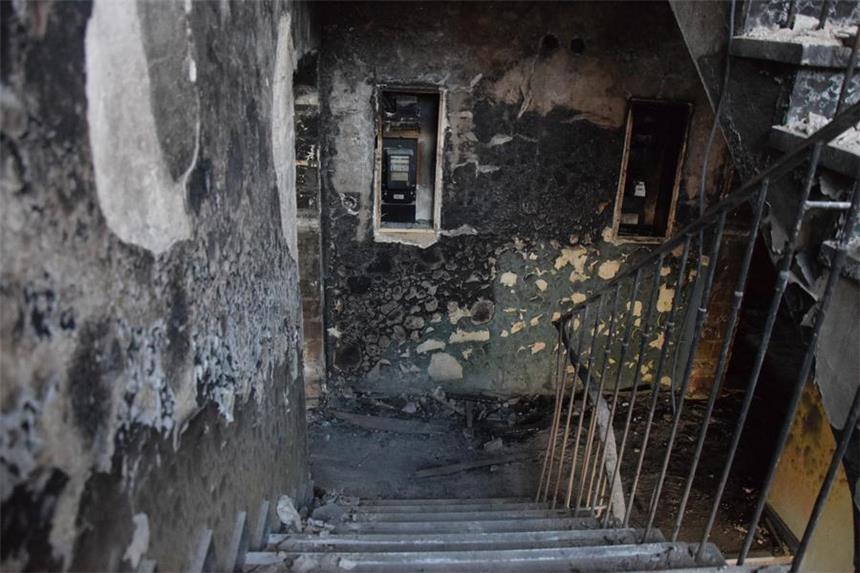 Favorit Kirchstraße: Haus kann nach Brand saniert werden YQ58