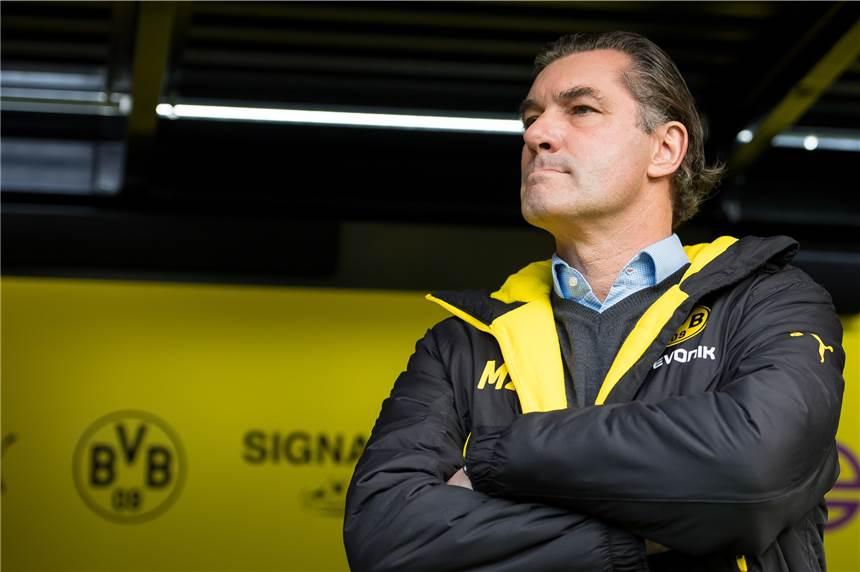 Thon rügt BVB für Trainerwahl:
