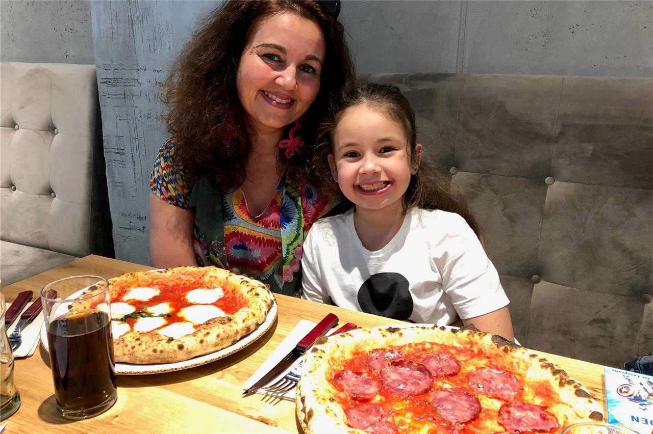 20 Seconds to Napoli   Schmeckt die Pizza wie aus Neapel   Dortmund
