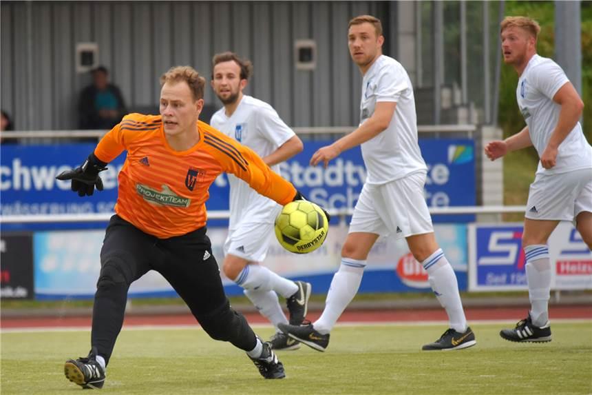 Spannung pur - so lief das Halbfinale der Stadtmeisterschaft zwischen VfL und Garenfeld