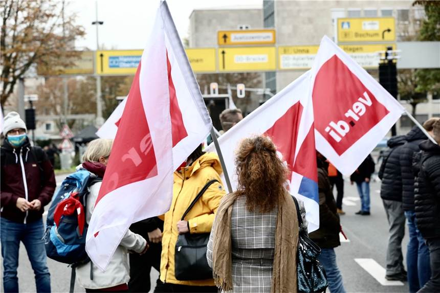Streik Dortmund