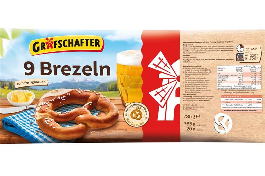 Lebensmittelwarnung Tiefkühl-Brezeln von Lidl zurückgerufen
