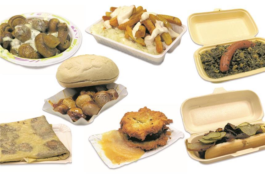 Weihnachtsmarkt Typische Speisen.So Schmeckt Das Essen Auf Dem Adventsmarkt