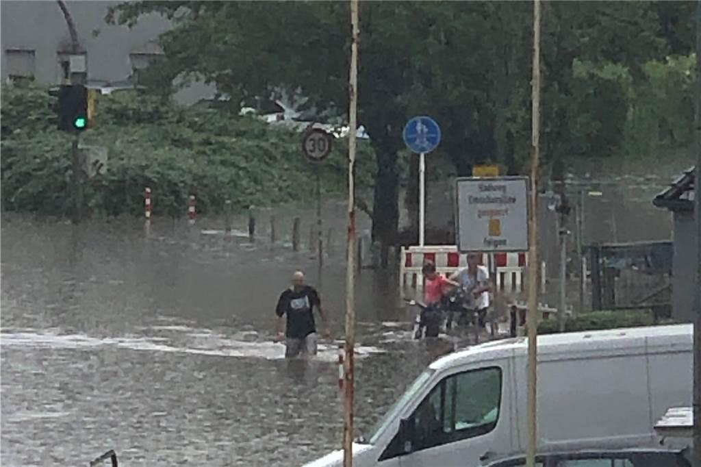 Unwetter Warnung Dortmund
