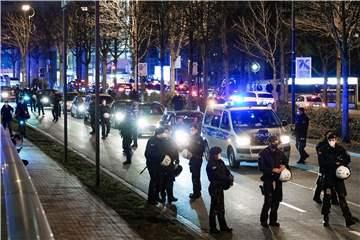 Impfgegner-Demo am Dienstag in Dortmund - am Vortag gab es ein Verbot