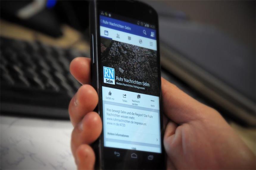 Nachrichten Bei Facebook