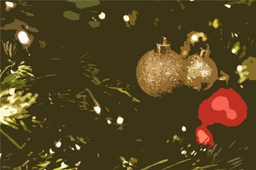 Weihnachten Corona