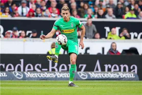 Bvb Gegen Gladbach Beide Teams Vorm Spitzenspiel In Personalnot