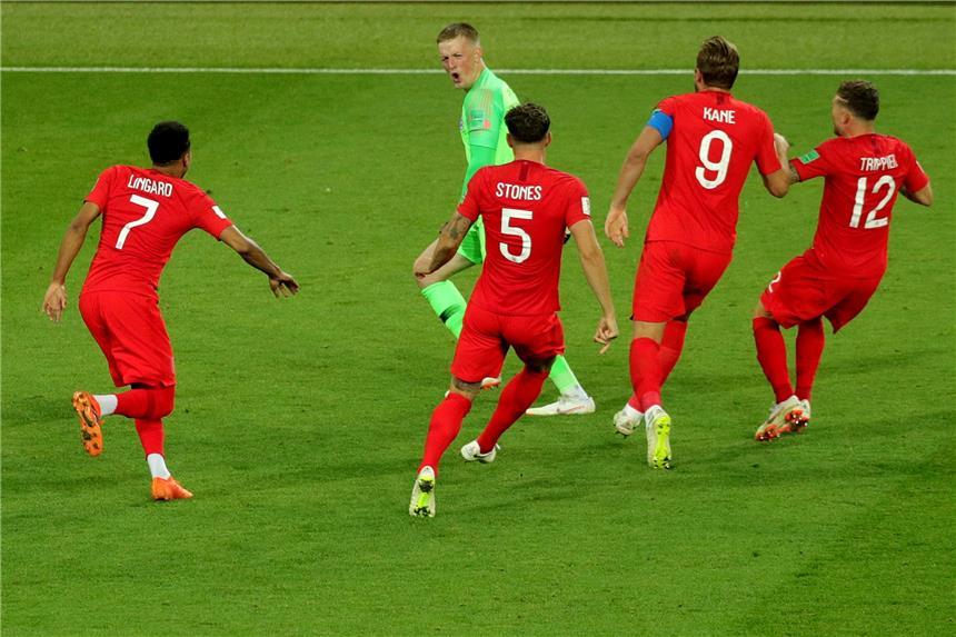 Kolumbien England FuГџball