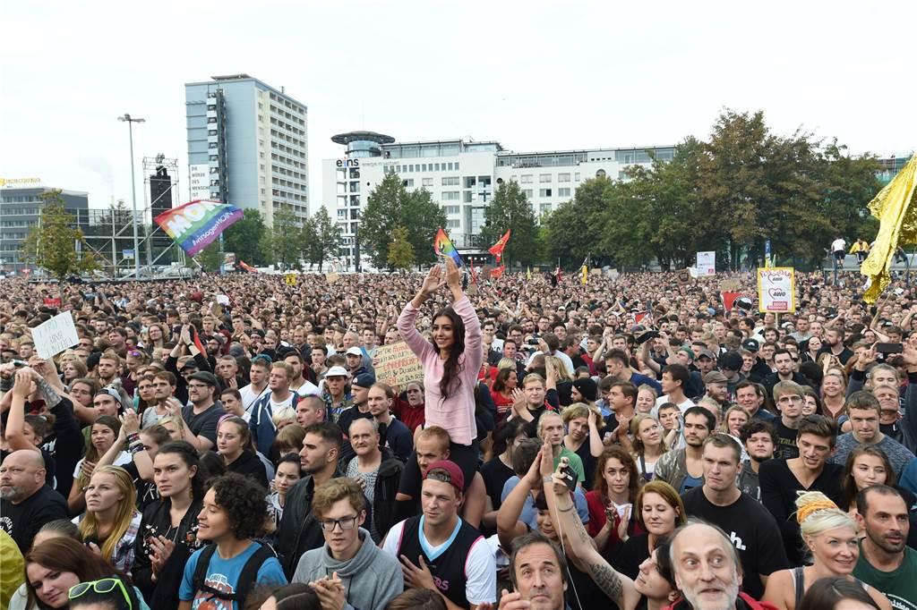 Dieser Dortmunder War Bei Wirsindmehr In Chemnitz Dabei