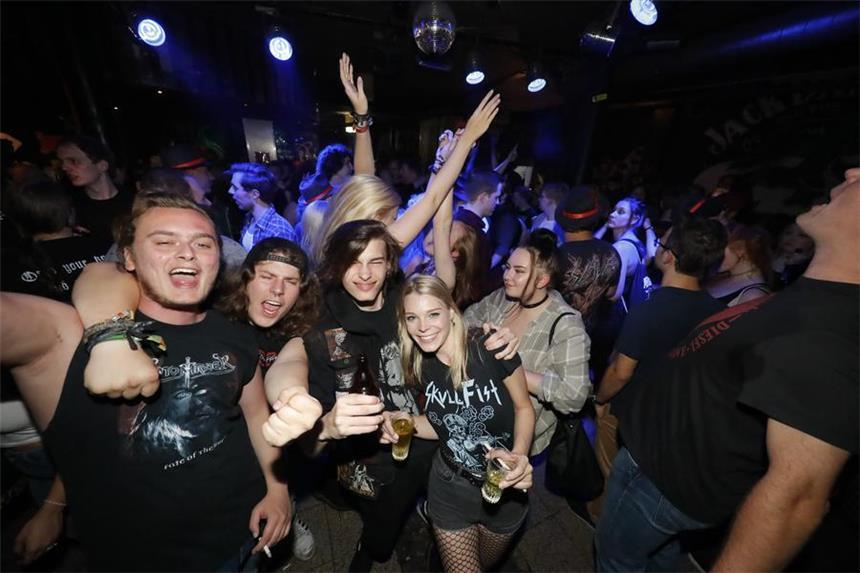 So War Die Letzte Party Im Kult Club Spirit