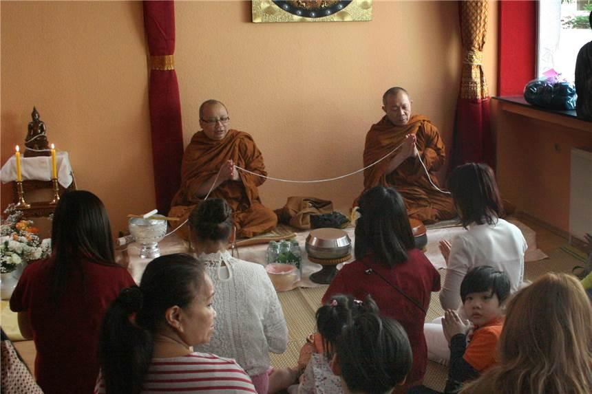 Thai massage selm